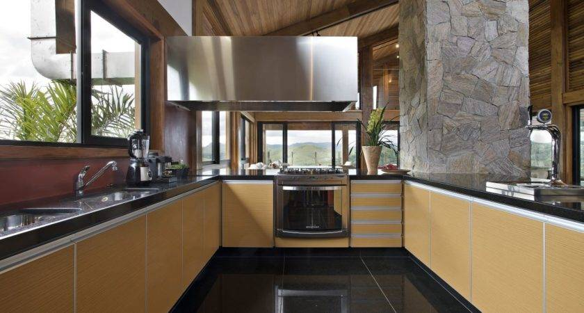 Mountain House Kitchen Design Ideas Zeospot
