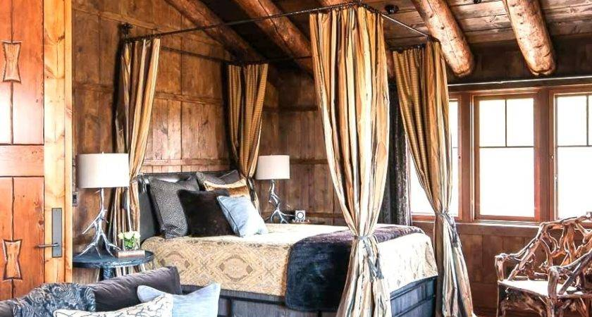 Mountain Rustic Bedrooms Cabin Fever