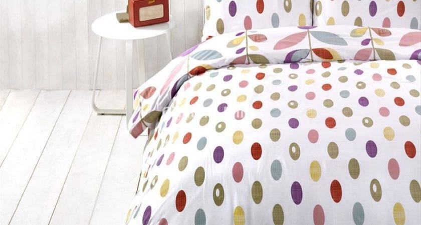 Multi Coloured Cheap Duvet Cover Set Chiltern Mills