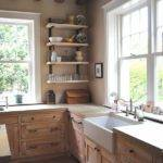 Natural Modern Interiors Country Kitchen Design Ideas