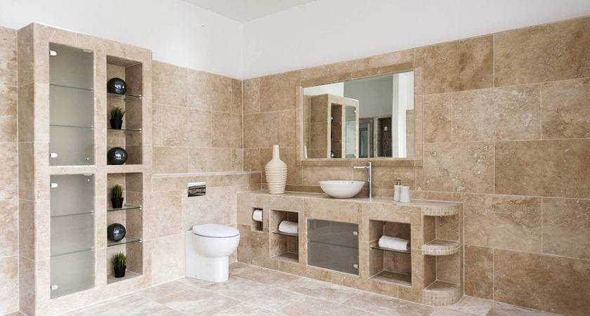 Natural Stone Bathrooms Luxury