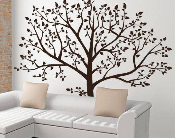 Nature Wall Decal Tree Arthomedecals