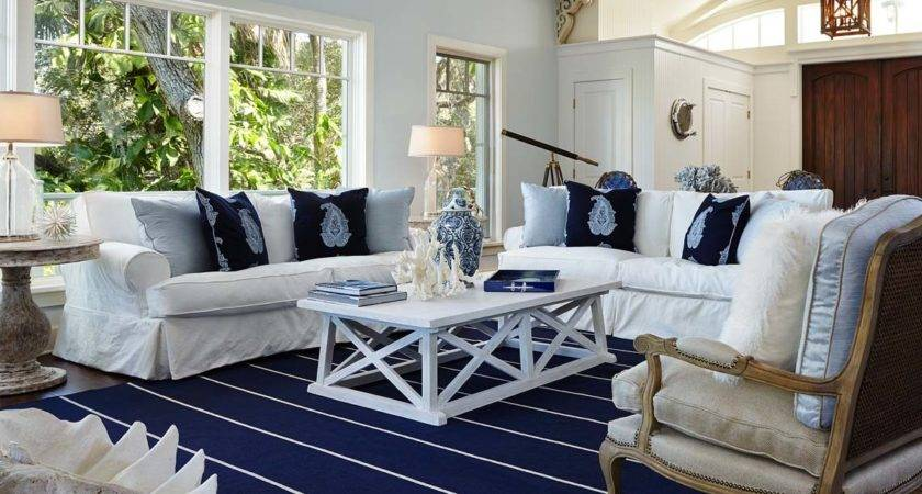 Nautical Themed Living Rooms Dgmagnets