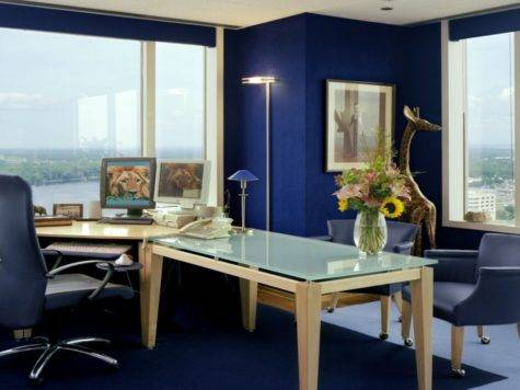 Navy Blue Bedroom Furniture Decorating