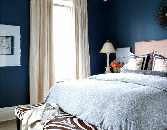 Navy Blue Room Accents Interiors Blog