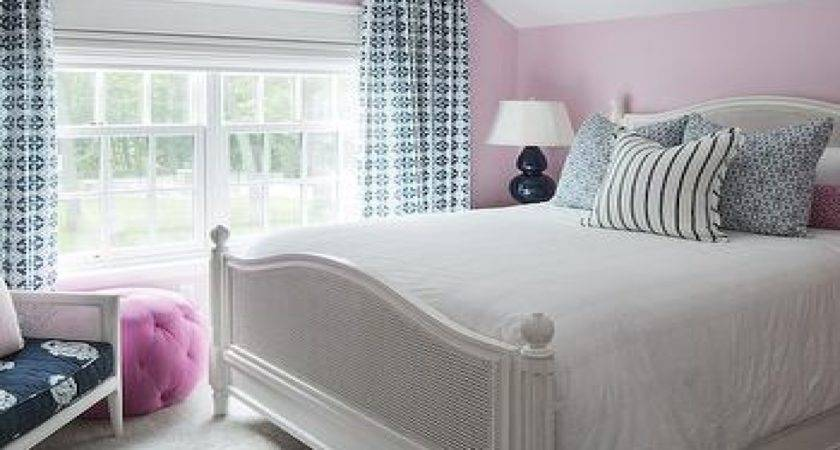 Navy Pink Bedroom Royal Blue