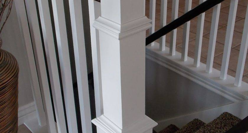 Need Help Building Banister