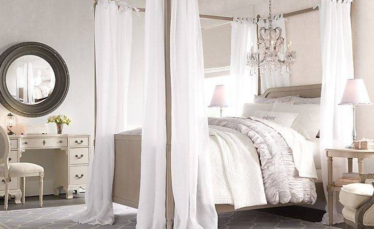 Neutral Girls Bedroom Interior Design Ideas