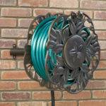 Neverleak Decorative Wall Mount Hose Reel Swivel