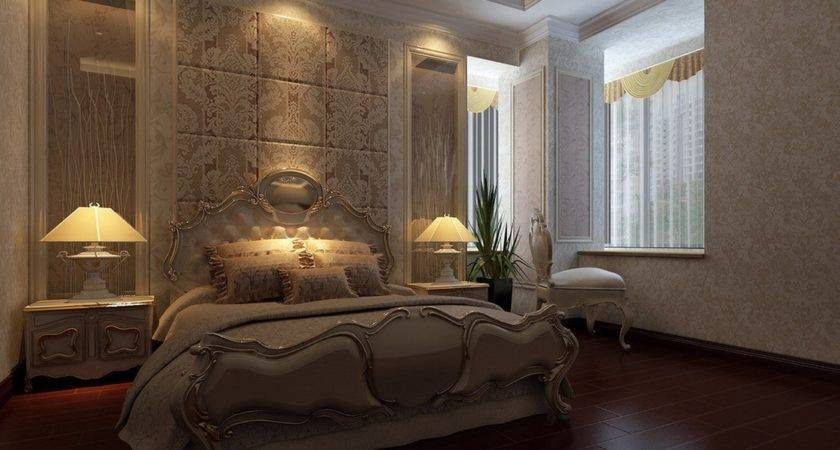 New Classical Bedroom Interior Design House