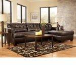 New Colours Brown Sofa