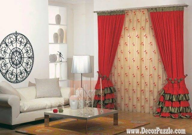 New Curtain Styles Designs All Rooms Decor