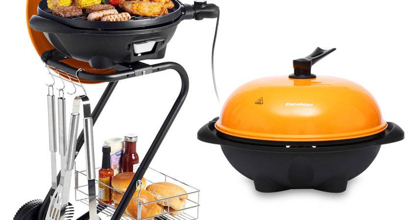 New Electric Bbq Grill Non Stick Smokeless Indoor