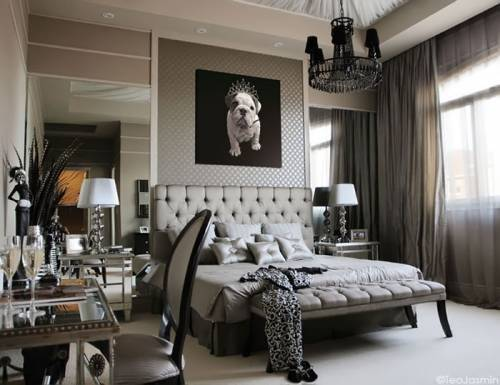 New England Fine Living Beautiful Master Bedrooms