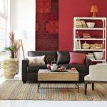 New Home Design Ideas Theme Romantic Red