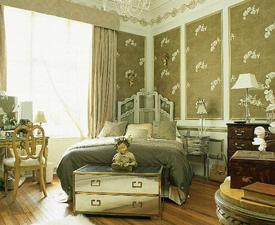 New Home Interior Design Glamorous Traditional Bedroom