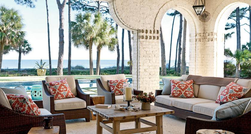 New Home Old World Style Coastal Living