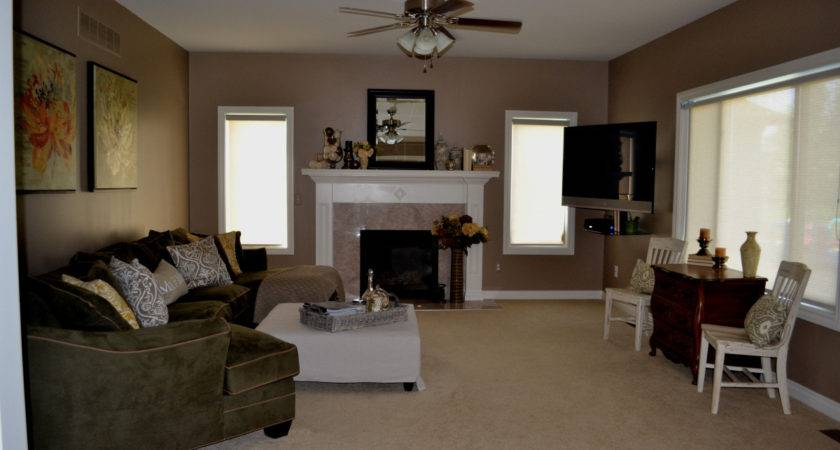New Living Room Paint Color Ray Soleil