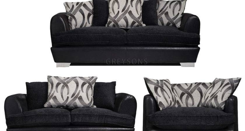 New Molly Piece Suite Seater Corner Sofa Settee