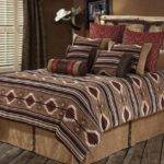 New Western Rustic Country Southwest Navajo Comforter