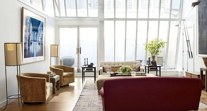 New York City Loft Decorated Milly Cabrol Photos