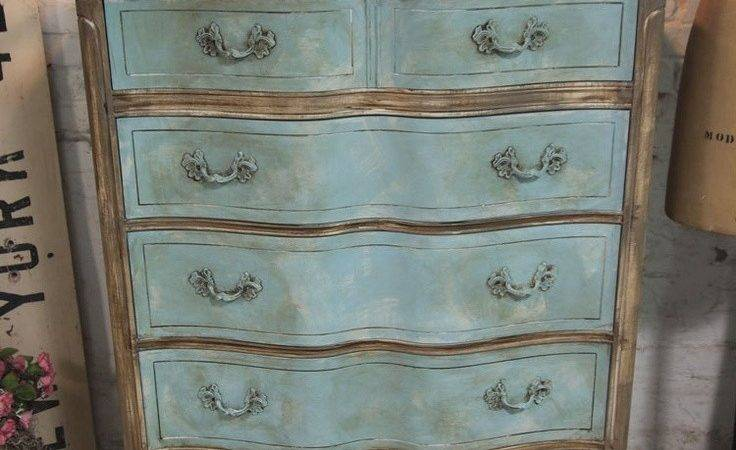 News Shabby Chic Dresser Rose