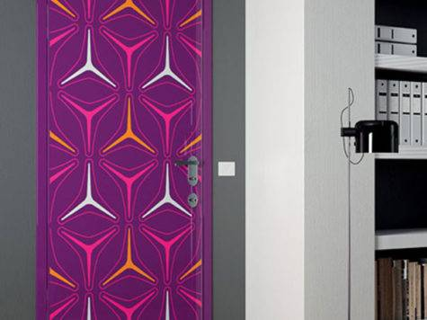 Nice Decors Blog Archive Cool Doors Rainbow Colors