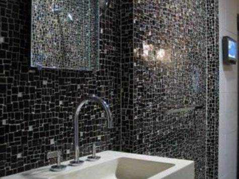 Nice Ideas Modern Bathroom Wall Tile