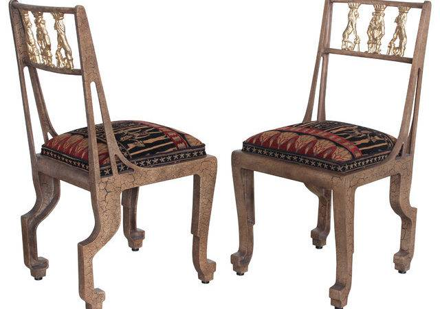 Nile Chair Eclectic Dining Chairs Other Metro