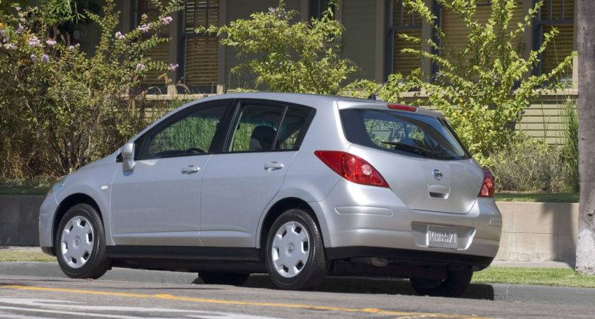 Nissan Versa Sedan Hatchback
