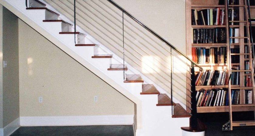 Numerous Stair Railing Ideas Your Home Designs