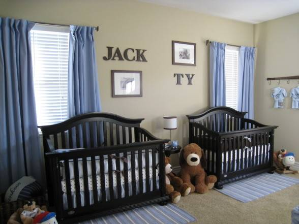 Nursery Ideas Boys Casual Cottage