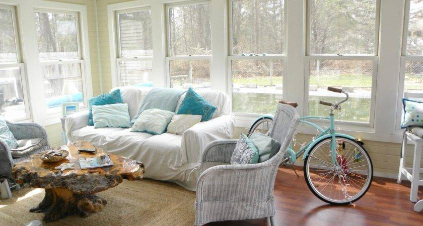 Ocean Themed Living Room Decorating Ideas Inspirational