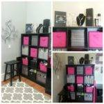 Office Decorative Accessories Pink Black Decorations