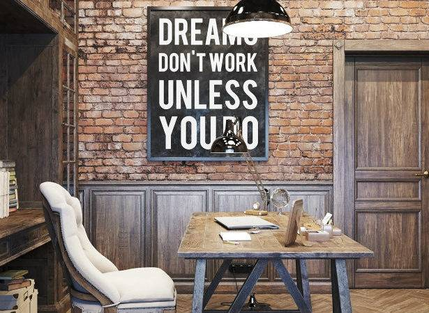 Offices Industrial Interior Design Touch