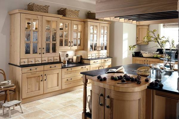 Old Country Kitchens Ways Make Designs Ideas