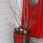 One Creative Housewife Outdoor Christmas Decorations