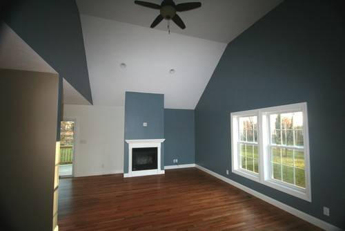 Open Concept House Need Help Define Spaces