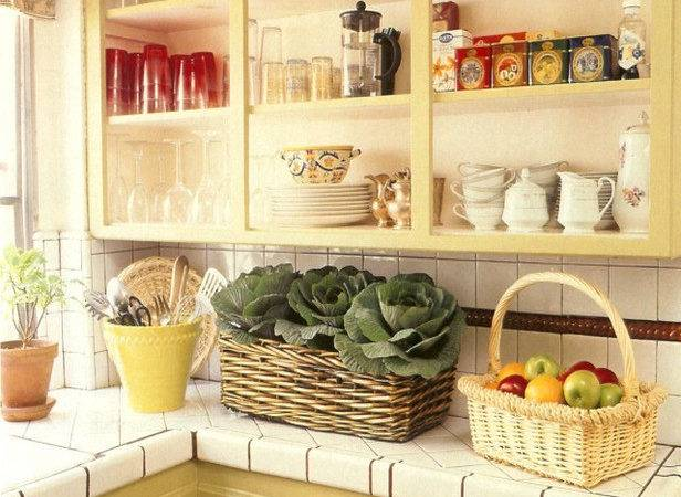 Open Kitchen Shelving Djd Design
