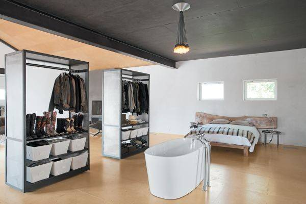 Open Space Closets Those Organized Want