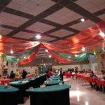 Orange Green Darlings Party Decoration Ideas