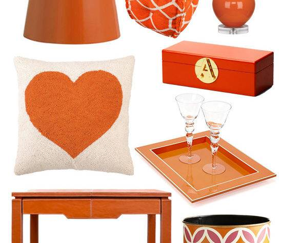 Orange Home Decor Popsugar