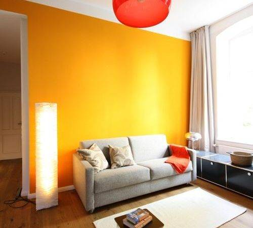 Orange Room Design Ideas Renovations Photos
