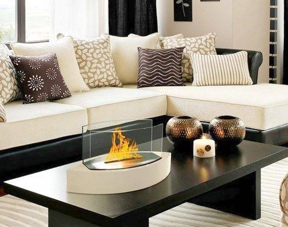 Organize Small Living Room Modern Style Home Design Ideas