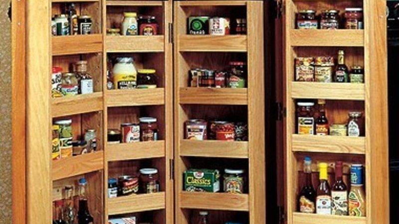 Organize Your Kitchen Pantry First Class Cleaning