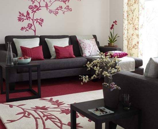 Oriental Style Living Room Furniture