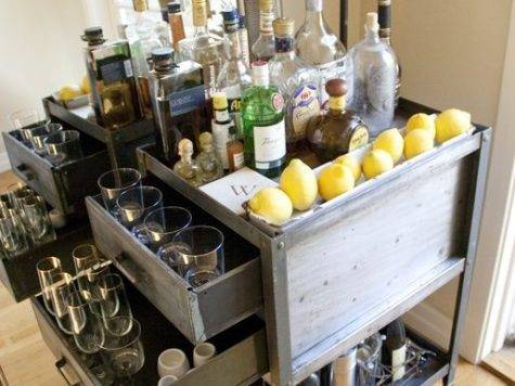 Original Home Bars Cocktail Mixing Stations Digsdigs