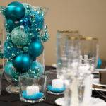 Ornament Centerpieces Weddingbee