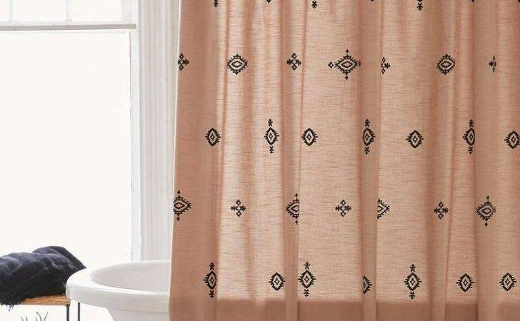 Oslmi Curtain Shower Fancy Dress Modern