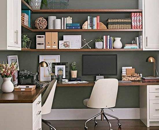 Our Best Home Office Decorating Ideas Better Homes Gardens